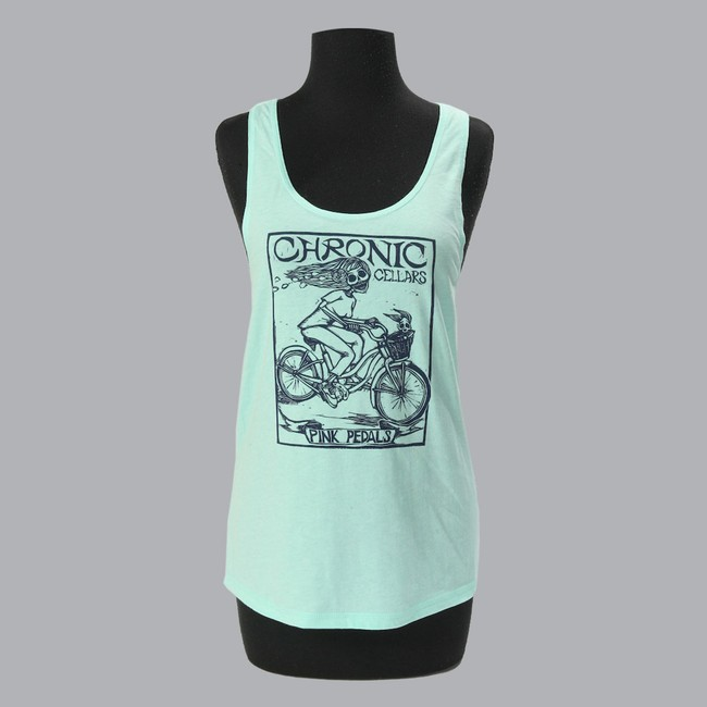 Pink Pedals Tank Top